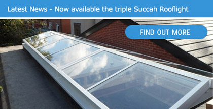 Triple Succah Rooflight